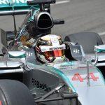 Lewis Hamilton : « Un moment que je l'attendais »