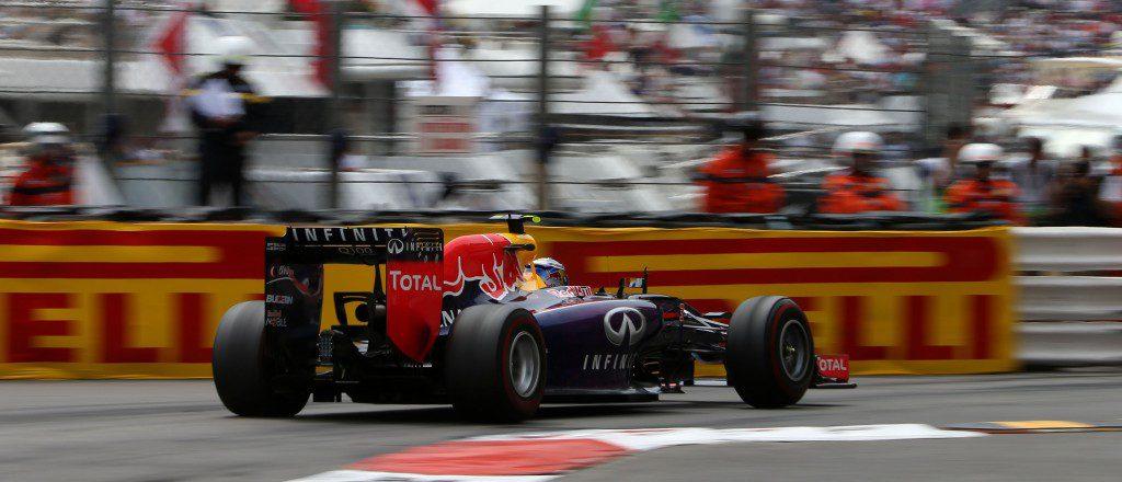 Daniel Ricciardo (AUS), Red Bull Racing.  Monaco  Street Circuit.