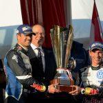 3e victoire consécutive pour Ogier et Ingrassia au Rallye Monte-Carlo