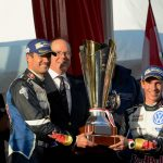 Third victory in a row for Ogier and Ingrassia in Monte-Carlo Rally