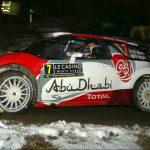 Meeke hits the front at Rallye Monte-Carlo