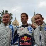 Celebrities and WRC stars launch 2016 season