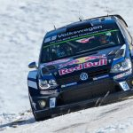 Ogier clear in Monte after Meeke's demise