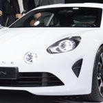 La nouvelle Alpine a été dévoilée à Monaco