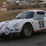 Perfetti et Kessel remportent le 19ème Rallye Monte-Carlo Historique