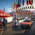 Video clip of the 19th edition of the Rallye Monte-Carlo Historique