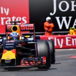 Daniel Ricciardo claims the pole position of the Grand Prix de Monaco