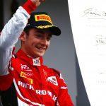 Première triomphante pour Leclerc en GP3