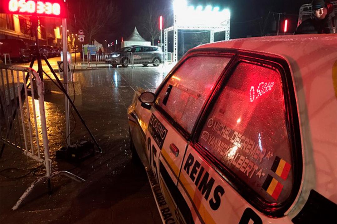 IMG_6990  Valence sous la pluie, Départ de l'Etape Commune 2ème partie © ACM