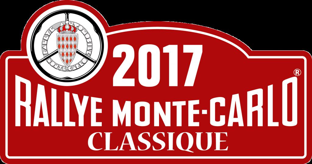 Affiche Rallye Monte-Carlo Classique 2017