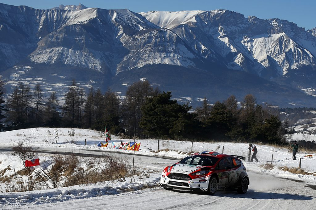 bouffier b giraudet d (fra) ford fiesta RS WRC n°40 2017 RMC (JL)-20  © Jo Lillini