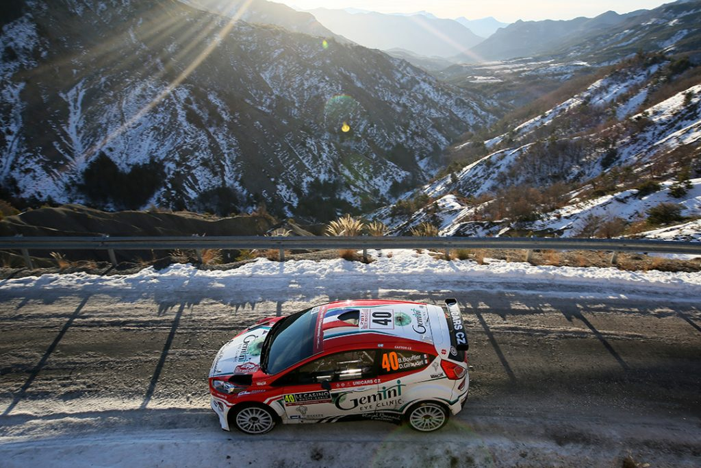 bouffier b giraudet d (fra) ford fiesta RS WRC n°40 2017 RMC (JL)-30  © Jo Lillini