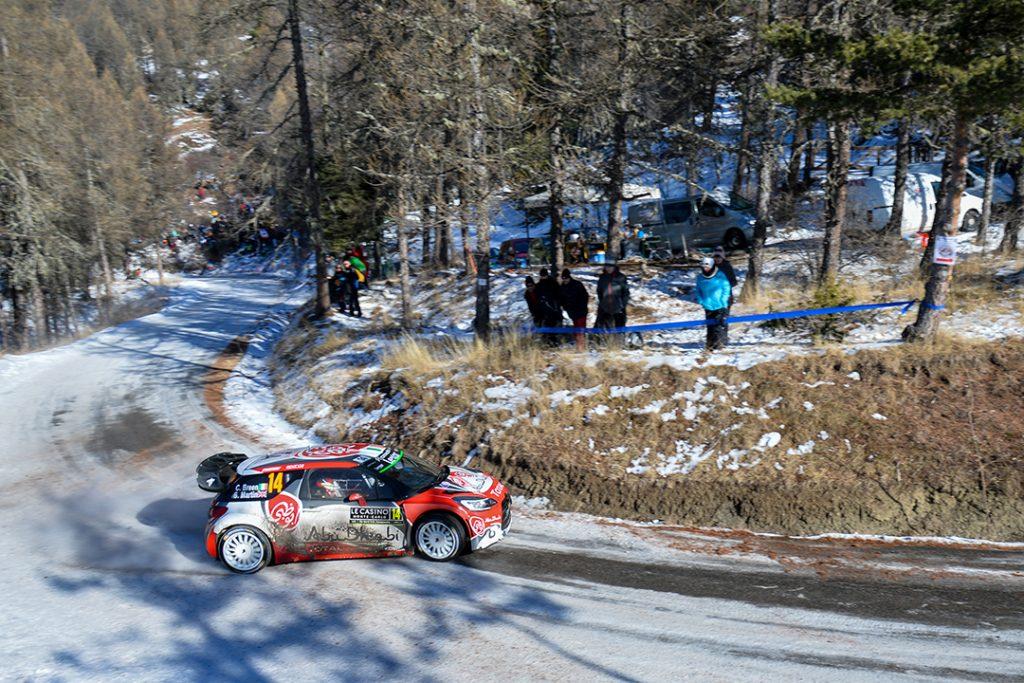 breen c martin s (irl gbr) citroen DS3 WRC n°14 2017 (JL)-07  © Jo Lillini
