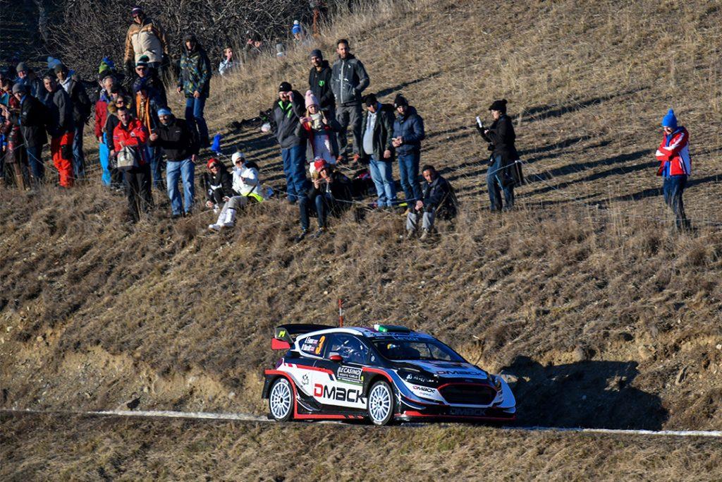 evans e parry c (gbr) ford fiesta WRC n°3 2017 RMC (JL) -03  © Jo Lillini