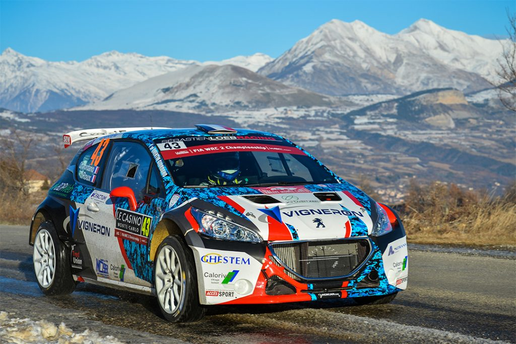 giordano q roux t (fra) peugeot 208 R5 n°43 2017 RMC (JL)-6