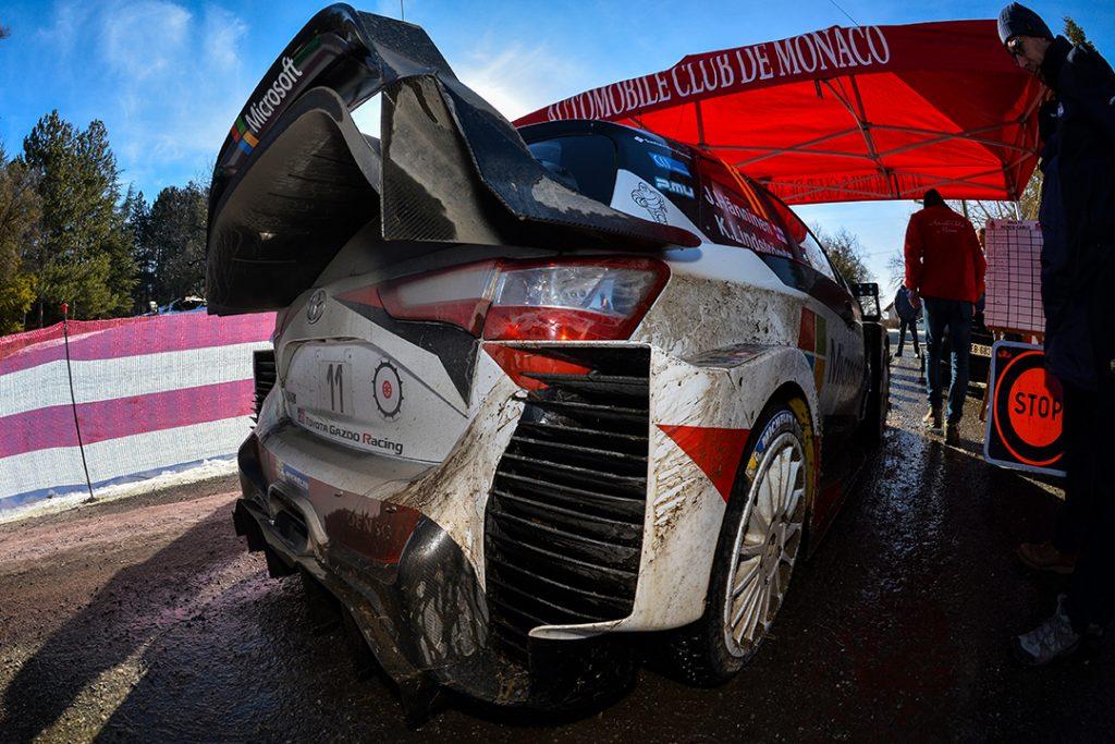 hanninen j lindstrom k (fin) toyota WRC+n°11 2017 RMC (JL)-011  © Jo Lillini