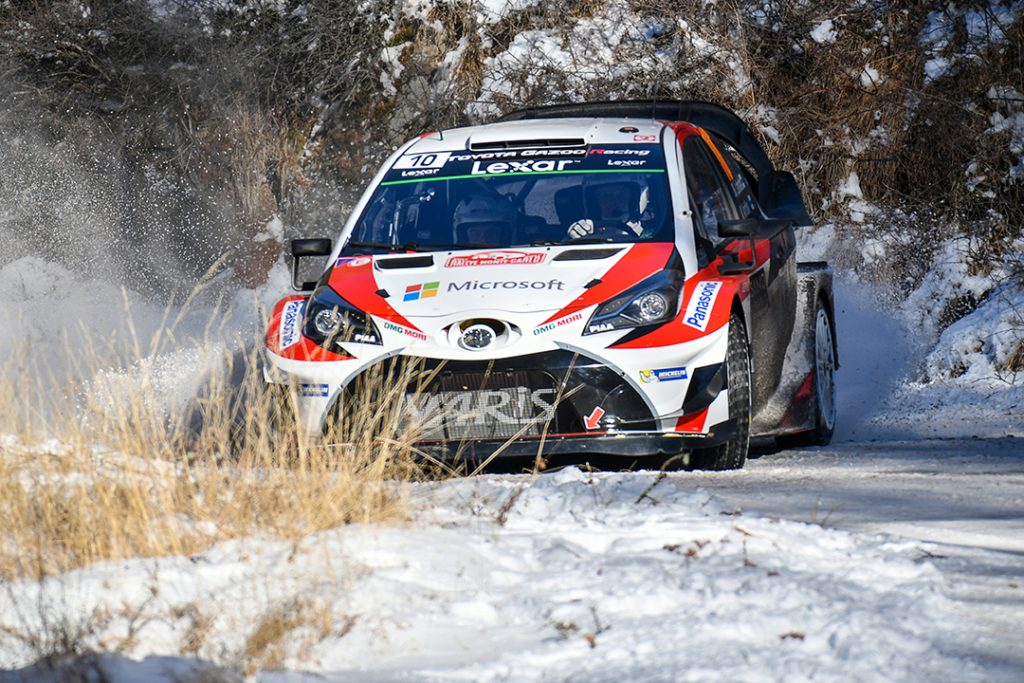 latvala jm anttila m (fin) toyota yaris WRC+ n°10 2017 RMC (JL)-010  © Jo Lillini