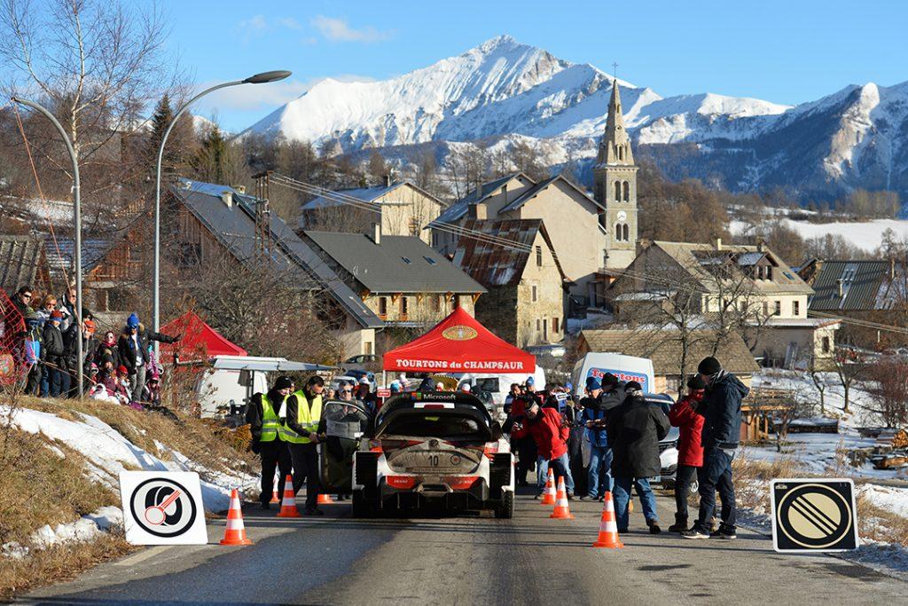 latvala jm anttila m (fin) toyota yaris WRC+ n°10 2017 RMC (JL)-020  © Jo Lillini