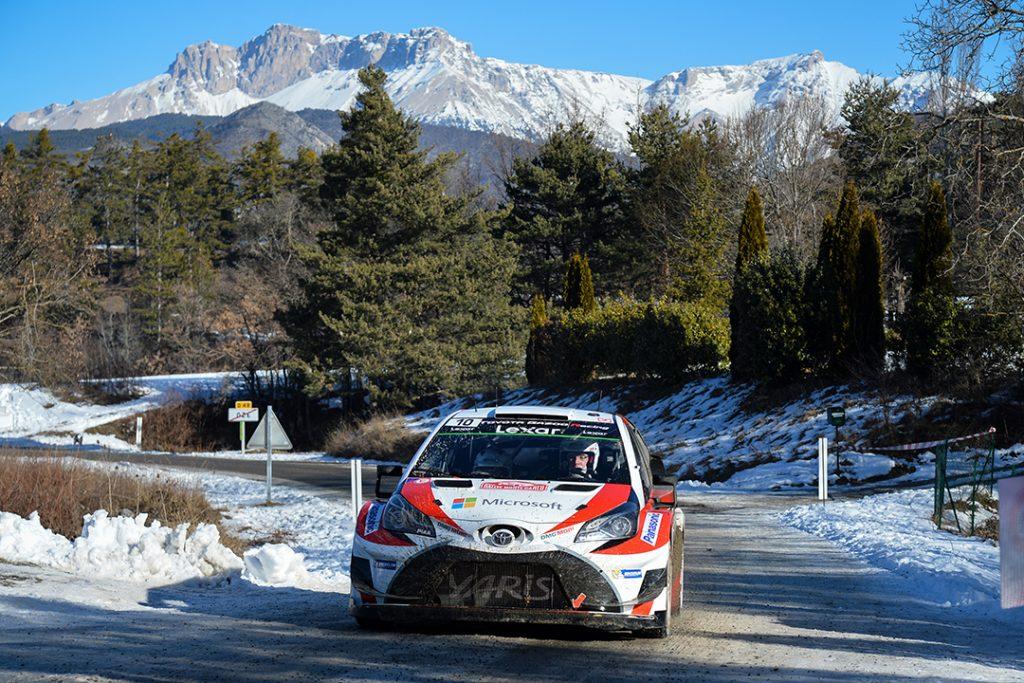 latvala jm anttila m (fin) toyota yaris WRC+ n°10 2017 RMC (JL)-026  © Jo Lillini