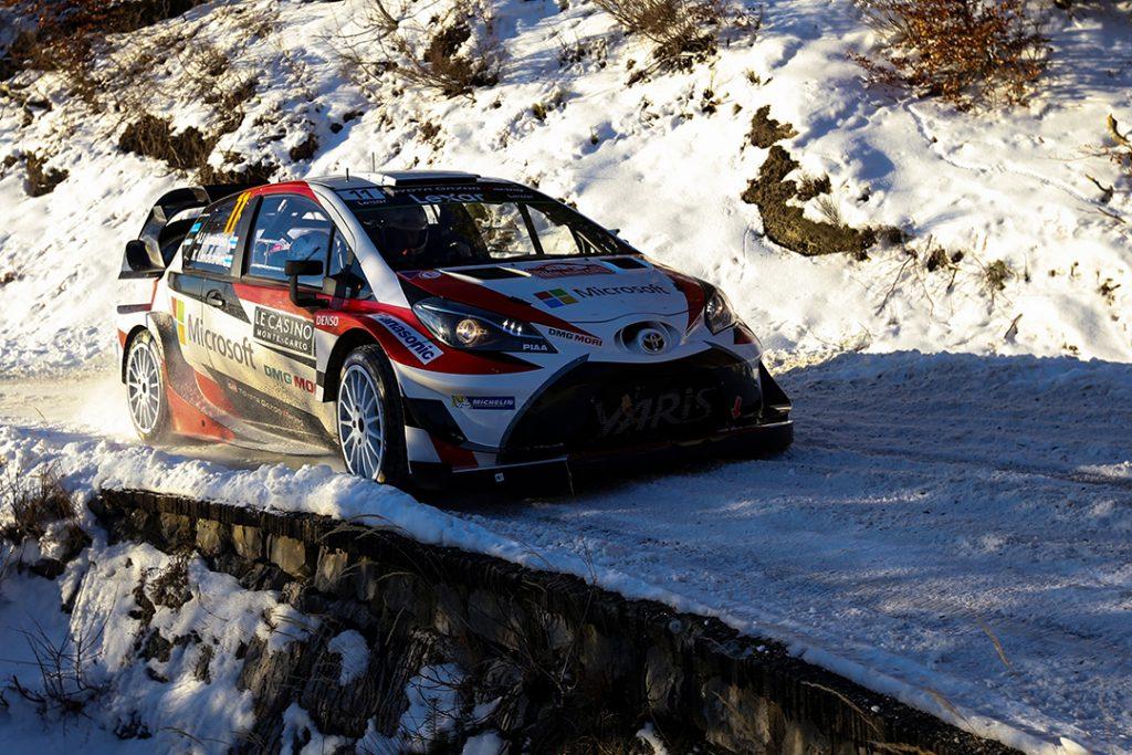 latvala jm anttila m (fin) toyota yaris WRC+ n°10 2017 RMC (JL)-30  © Jo Lillini