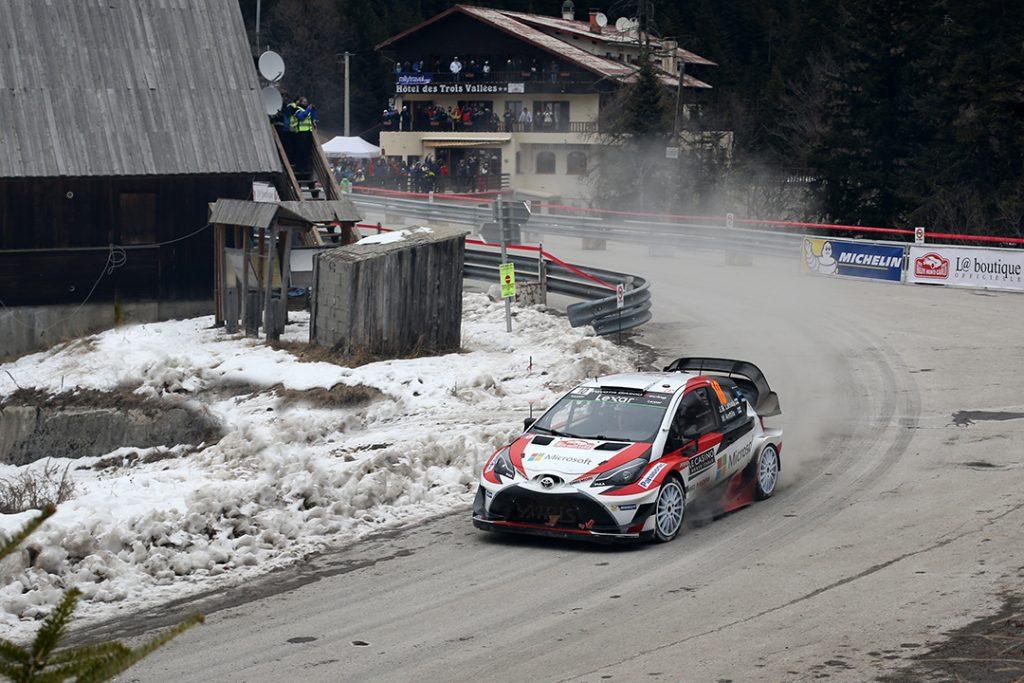 latvala jm anttila m (fin) toyota yaris WRC+ n°10 2017 RMC (JL)-40  © Jo Lillini