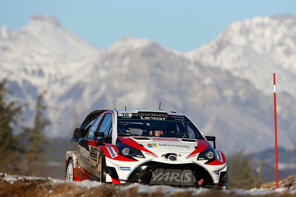 latvala jm anttila m (fin) toyota yaris WRC+ n°10 2017 RMC (JL)-8  © Jo Lillini