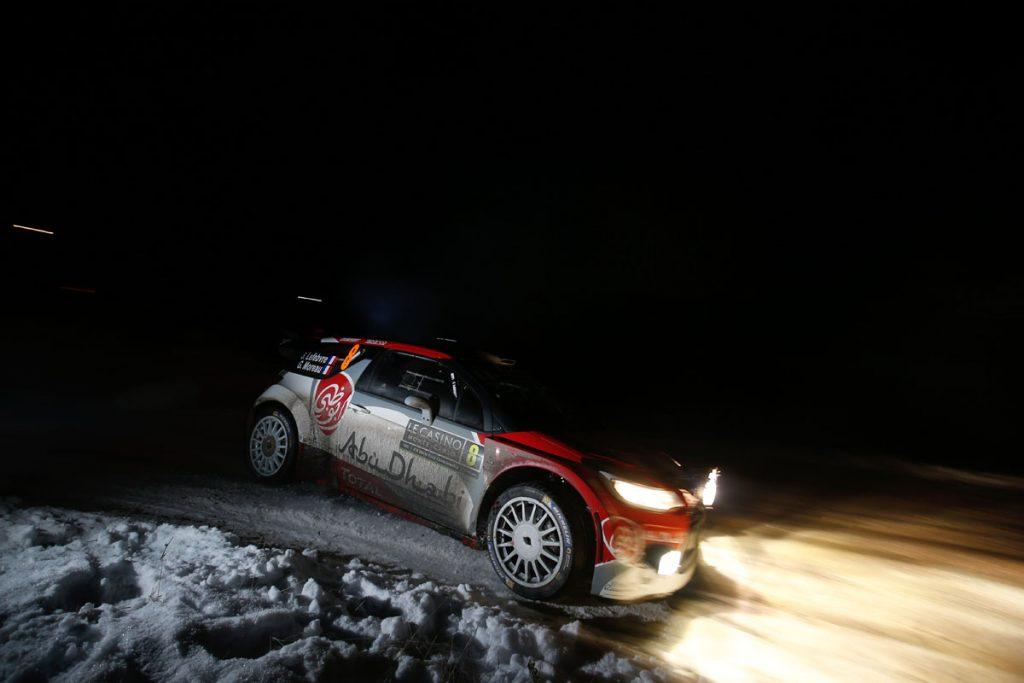 lefebvre s moreau g (fra bel) citroen DS3 WRC n°8 2016 RMC (JL) -001