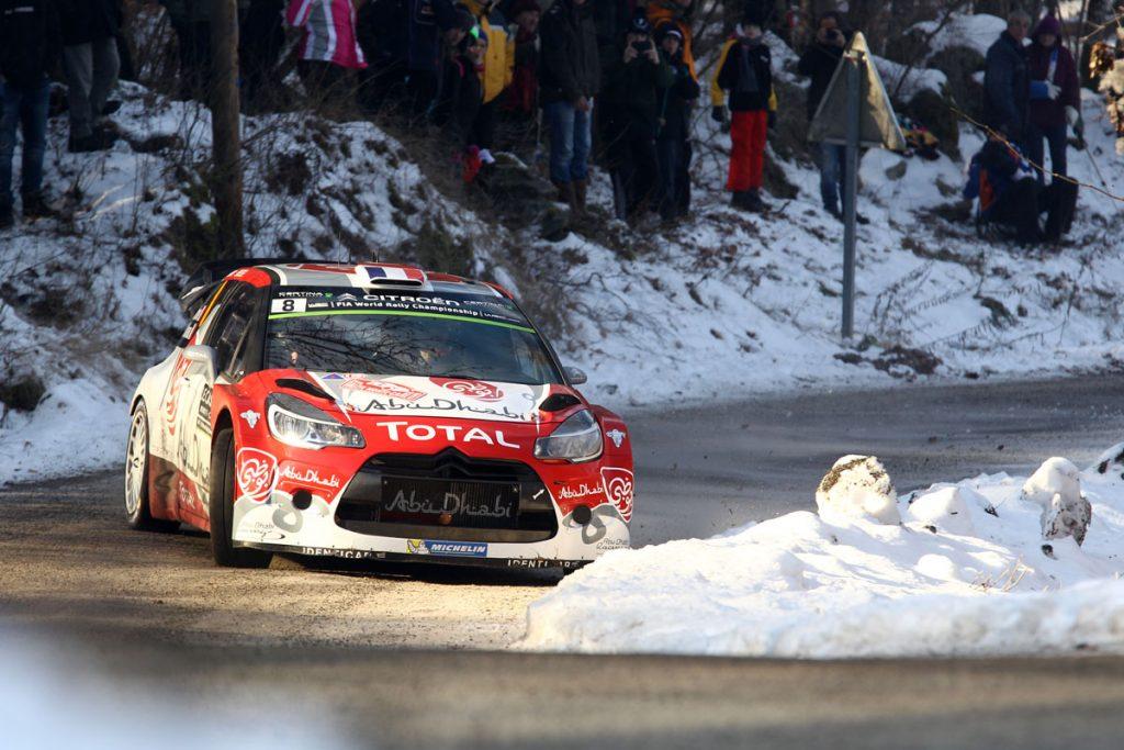 lefebvre s moreau g (fra bel) citroen DS3 WRC n°8 2016 RMC (JL) -36  © Jo Lillini