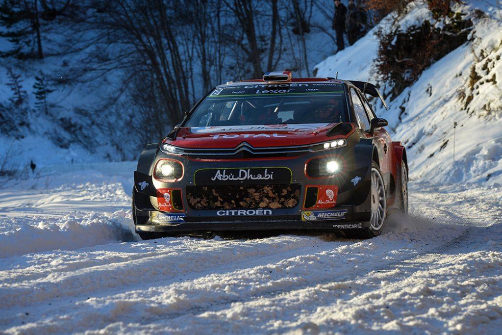 lefebvre s moreau g (fra) citroen C3 WRC+ n°8 2017 (JL)-012  © Jo Lillini