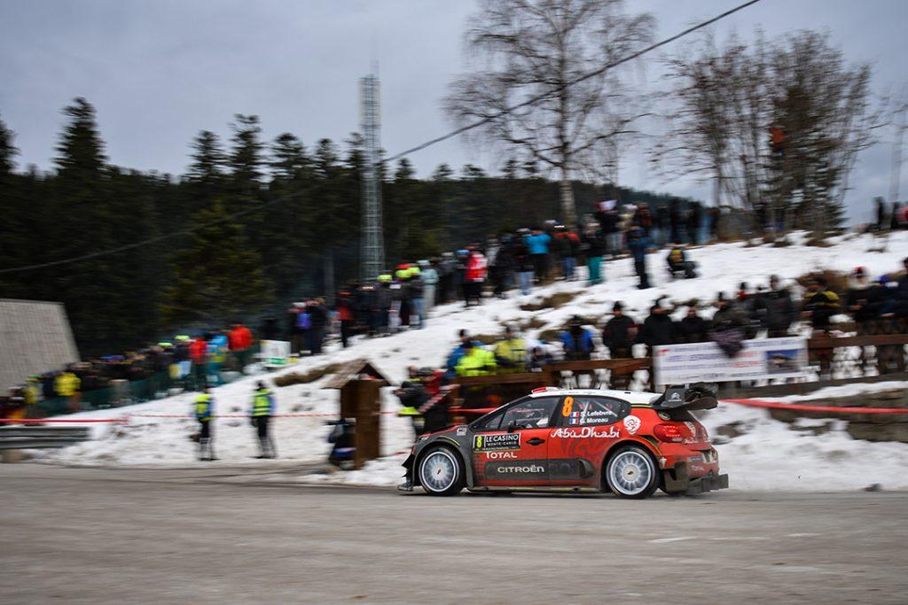 lefebvre s moreau g (fra) citroen C3 WRC+ n°8 2017 (JL)-013  © Jo Lillini