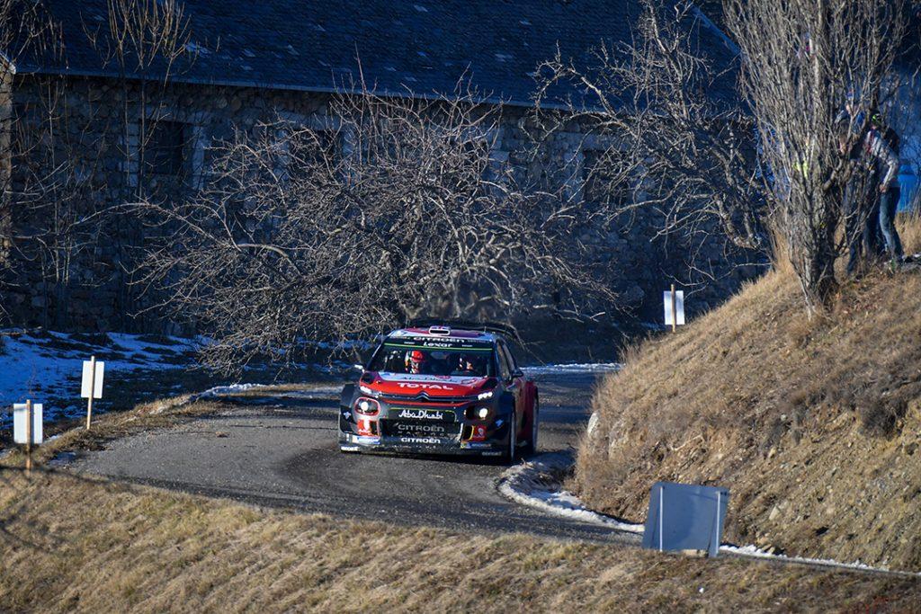 meeke k nagle p (gbr) citroen C3 WRC+ n°7 2017 RMC (JL)-01  © Jo Lillini
