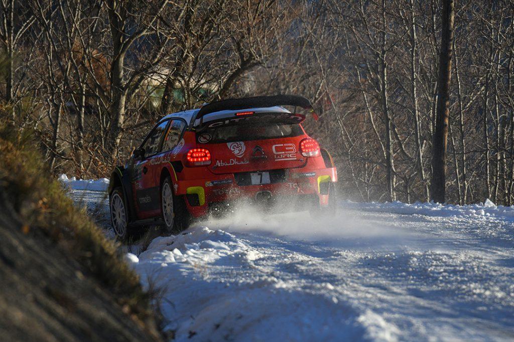 meeke k nagle p (gbr) citroen C3 WRC+ n°7 2017 RMC (JL)-05  © Jo Lillini