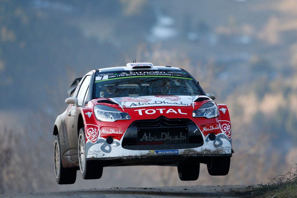 meeke k nagle p (gbr) citroen DS3 WRC n°7 2016 RMC (JL)-36  © Jo Lillini