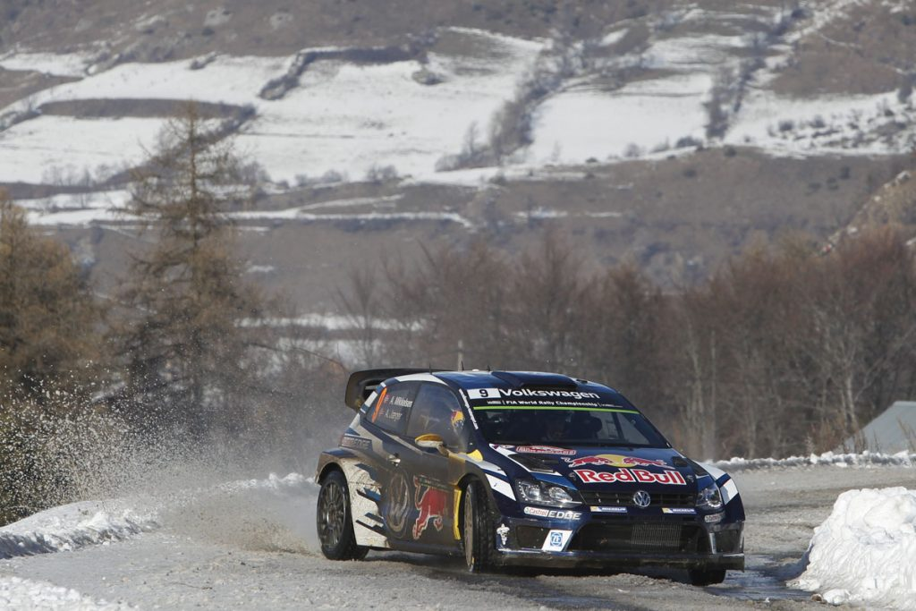 mikkelsen a jaeger synnevag a (nor) VW polo R WRC n°9 2016 RMC (JL)-50  © Jo Lillini