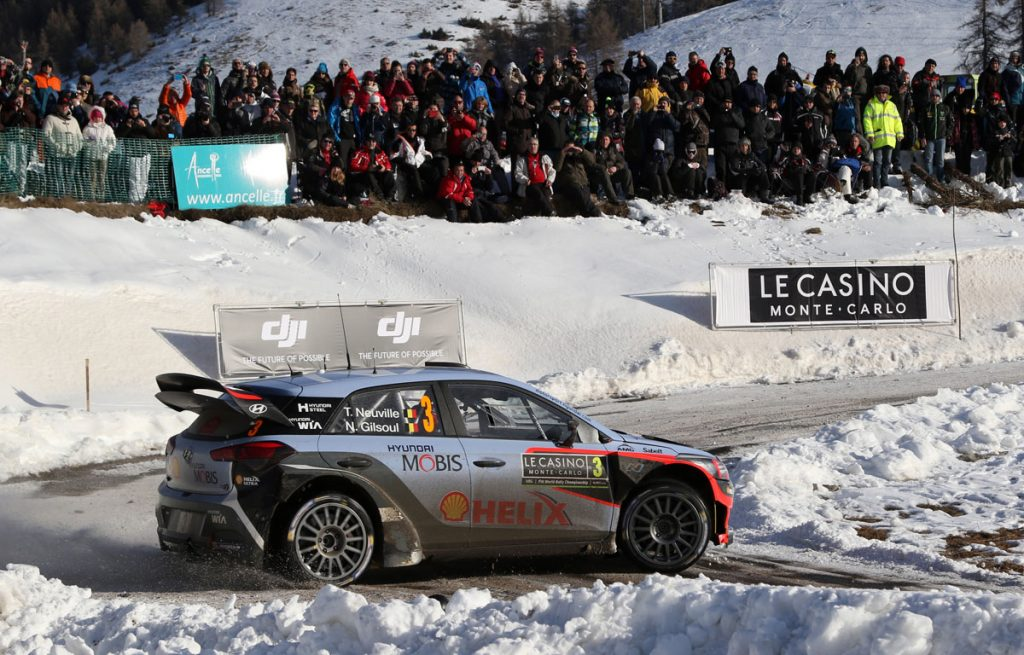 neuville t gilsoul n (bel) hyundai I20 WRC n°3 2016 RMC (JL) -56