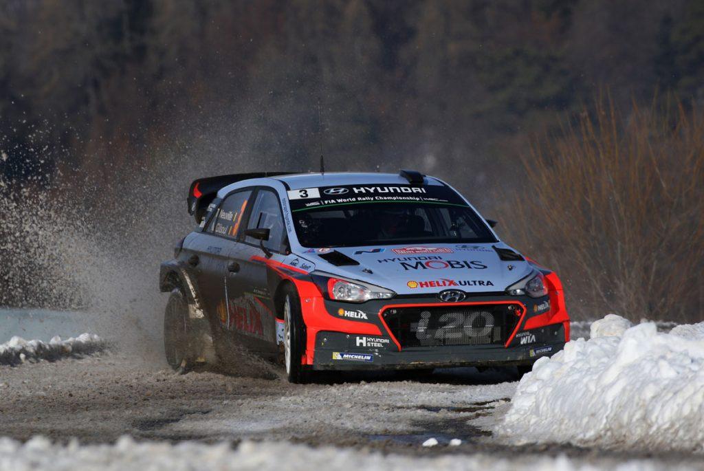 neuville t gilsoul n (bel) hyundai I20 WRC n°3 2016 RMC (JL) -57