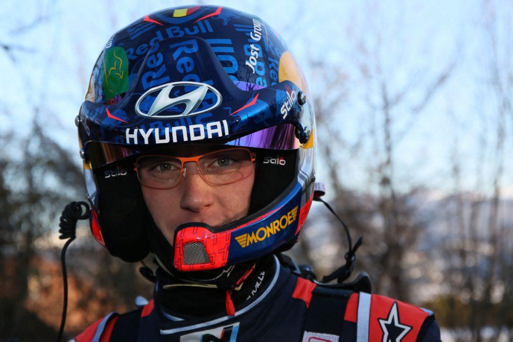 neuville t gilsoul n (bel) hyundai I20 WRC n°3 2016 portrait RMC (JL) -01