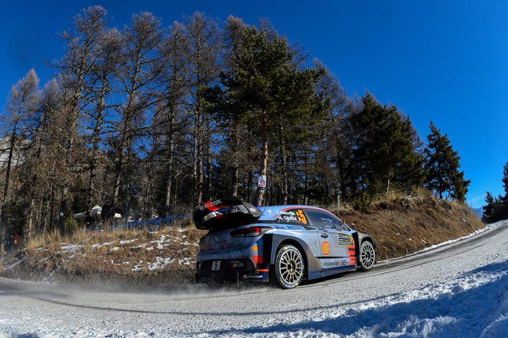 neuville t gilsoul n (bel) hyundai I20 WRC+ n°5 2017 RMC (JL)-010  © Jo Lillini