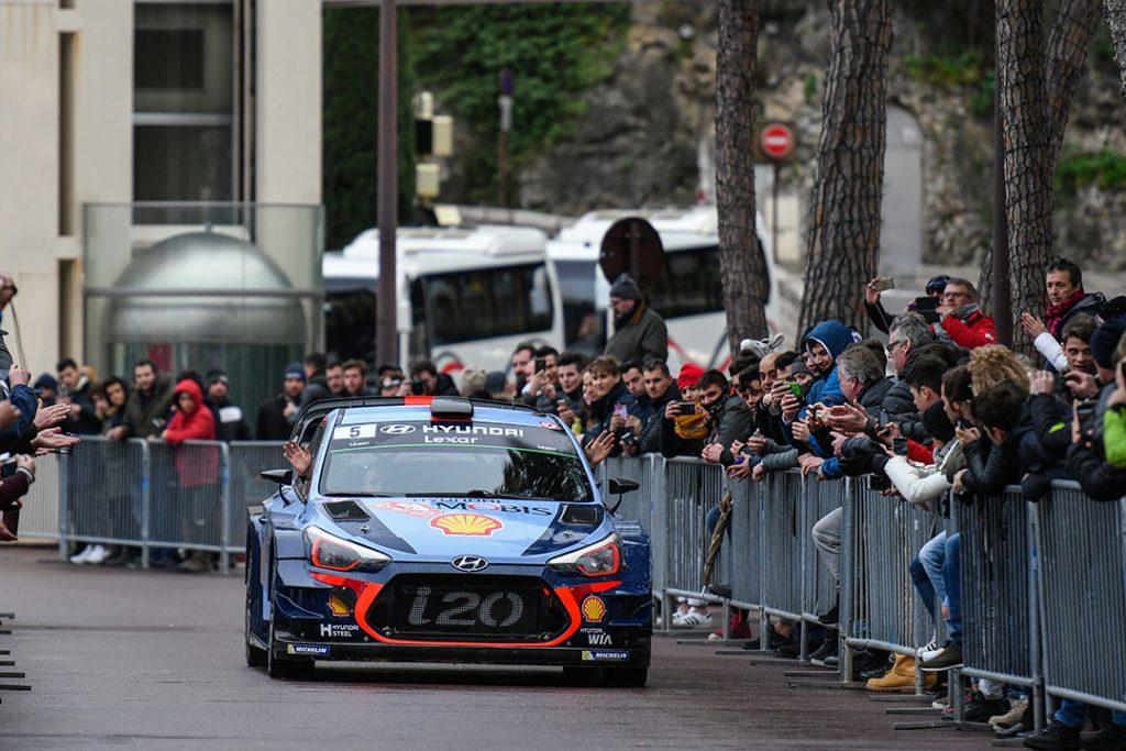 neuville t gilsoul n (bel) hyundai I20 WRC+ n°5 2017 RMC (JL)-021  © Jo Lillini