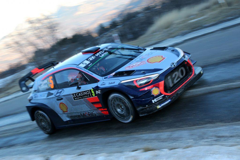 neuville t gilsoul n (bel) hyundai I20 WRC+ n°5 2017 RMC (JL)-2  © Jo Lillini
