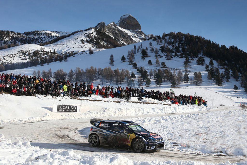 ogier s ingrassia j (fra) VW polo R WRC n°1 2016 RMC (JL)-49  © Jo Lillini