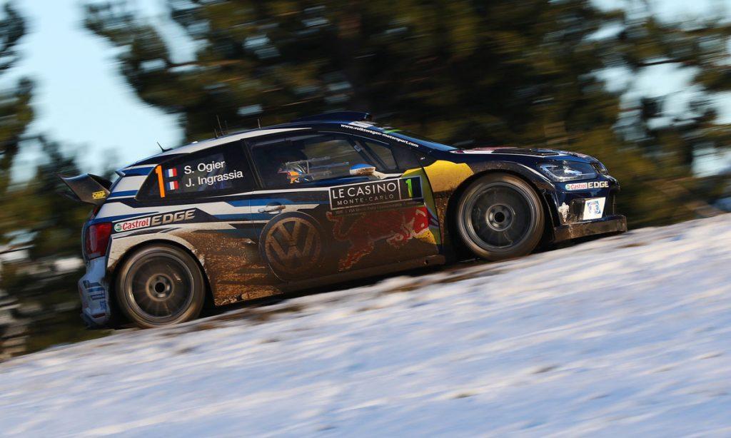 ogier s ingrassia j (fra) VW polo R WRC n°1 2016 RMC (JL)-58  © Jo Lillini