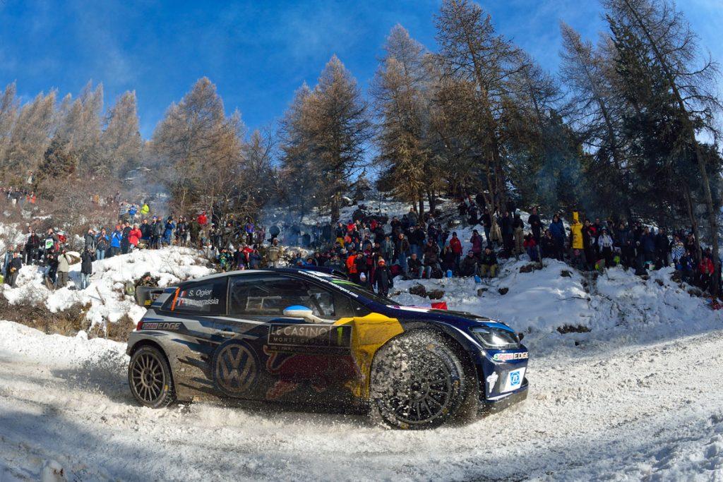 ogier s ingrassia j (fra) VW polo R WRC n1 2016 RMC (JL)-31top  © Jo Lillini