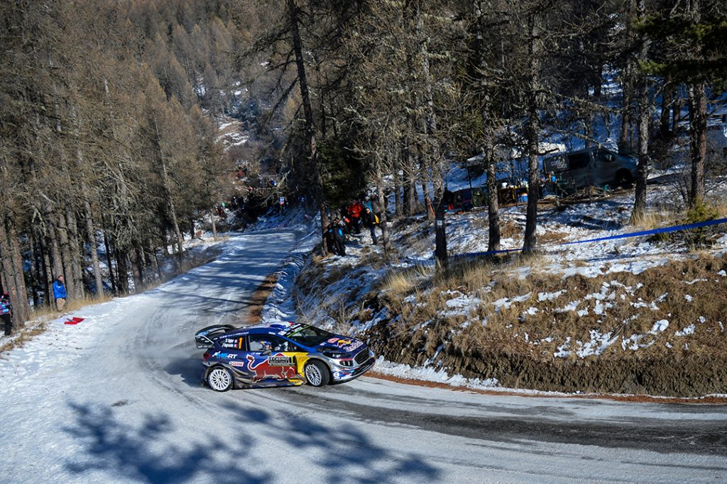 ogier s ingrassia j (fra) ford fiesta RS WRC+ n°1 2017 RMC (JL)-010  © Jo Lillini