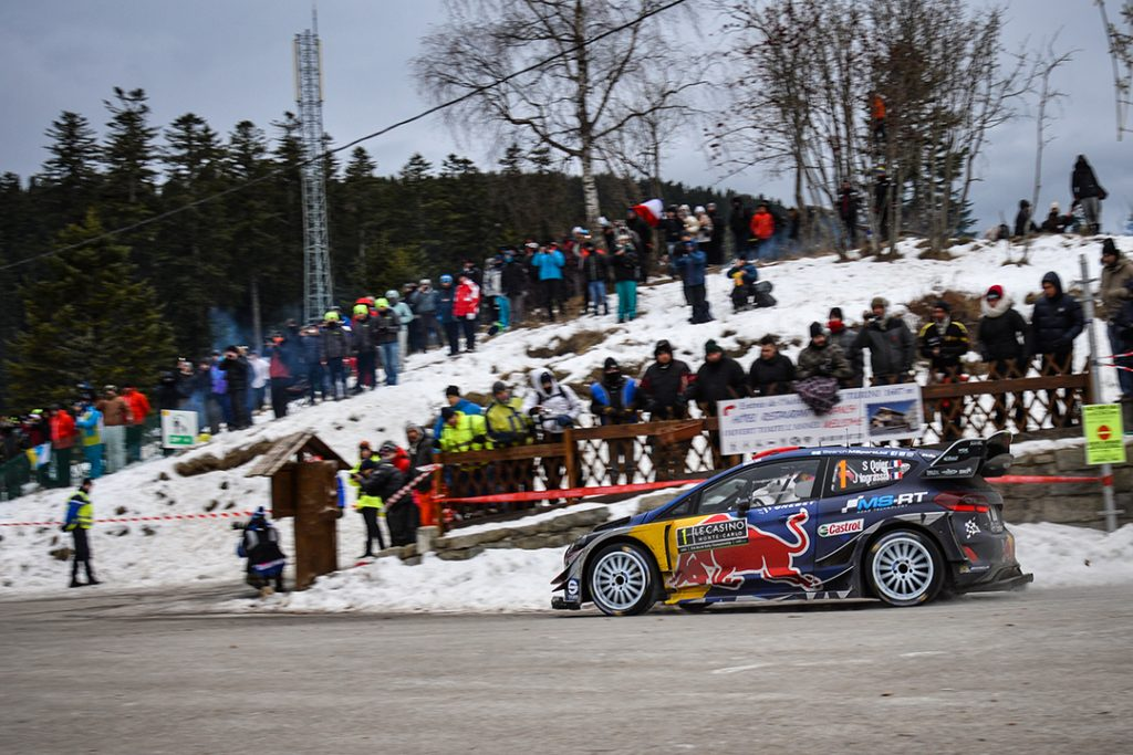 ogier s ingrassia j (fra) ford fiesta RS WRC+ n°1 2017 RMC (JL)-026  © Jo Lillini
