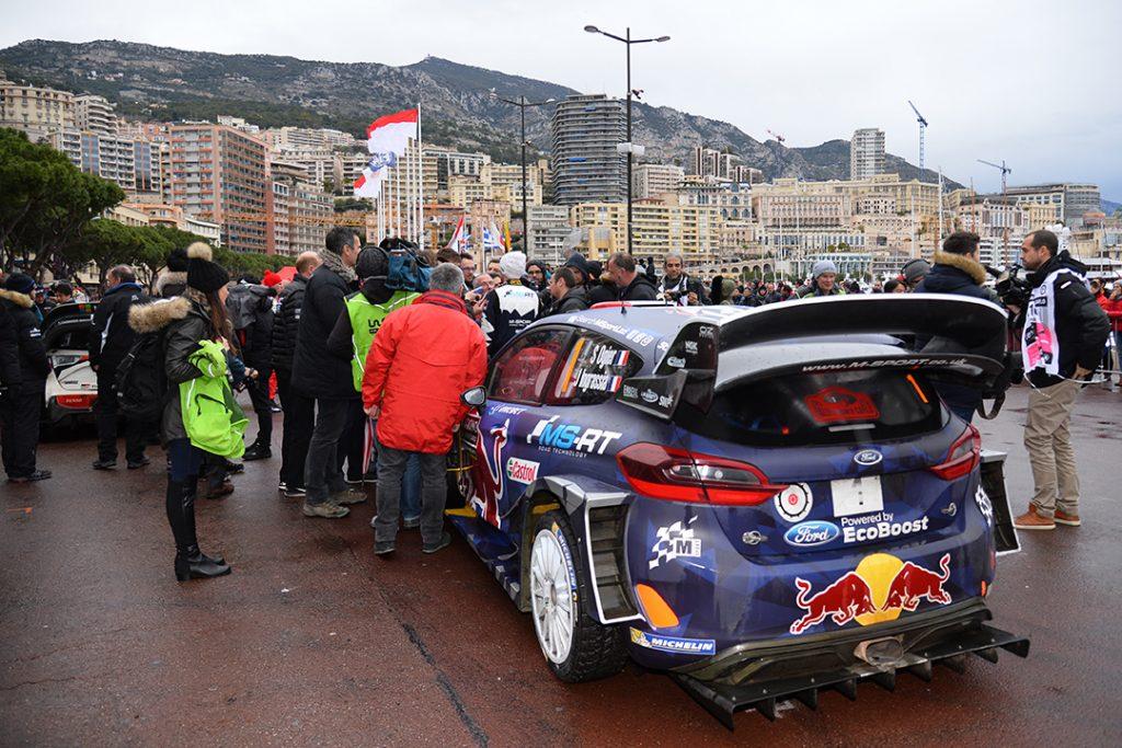 ogier s ingrassia j (fra) ford fiesta RS WRC+ n°1 2017 RMC (JL)-032  © Jo Lillini