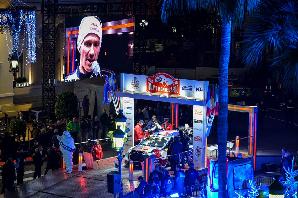 ogier s ingrassia j (fra) ford fiesta RS WRC+ n°1 2017 RMC (JL)-06  © Jo Lillini