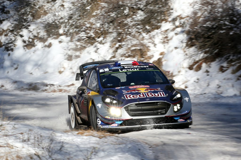 ogier s ingrassia j (fra) ford fiesta RS WRC+ n°1 2017 RMC (JL)-21  © Jo Lillini