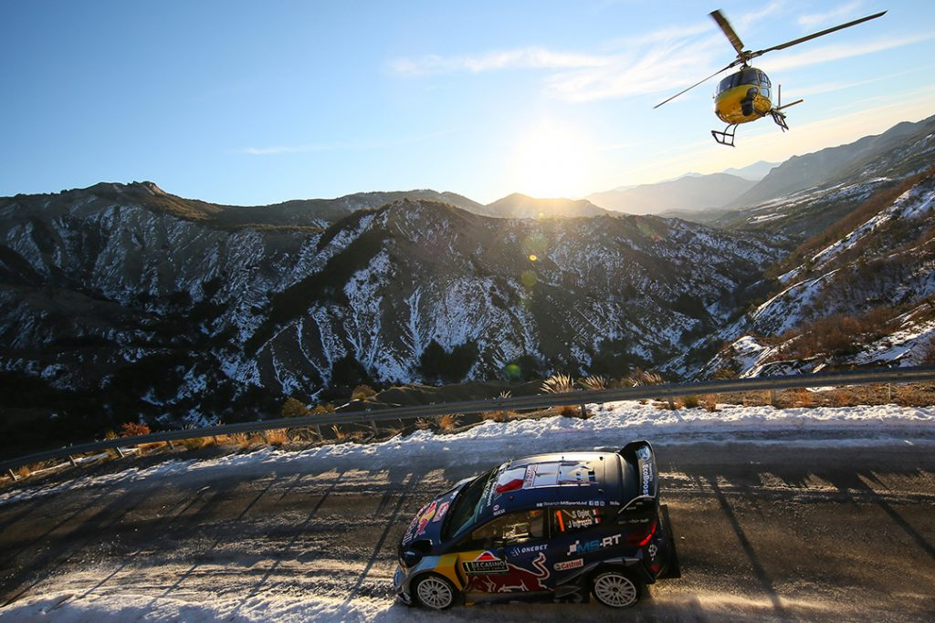 ogier s ingrassia j (fra) ford fiesta RS WRC+ n°1 2017 RMC (JL)-32  © Jo Lillini