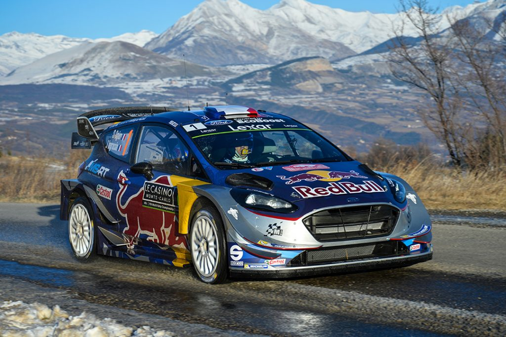 ogier s ingrassia j (fra) ford fiesta RS WRC+ n°1 2017 RMC (JL)-7  © Jo Lillini